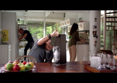 TV Billboard – Sodastream