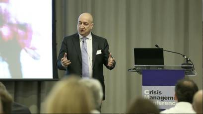 The Crisis Management Conference 2015