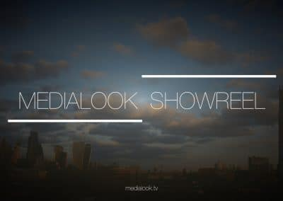 Medialook Videographer London – Showreel