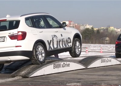Event Reporting – BMW xDrive Live tour 2011